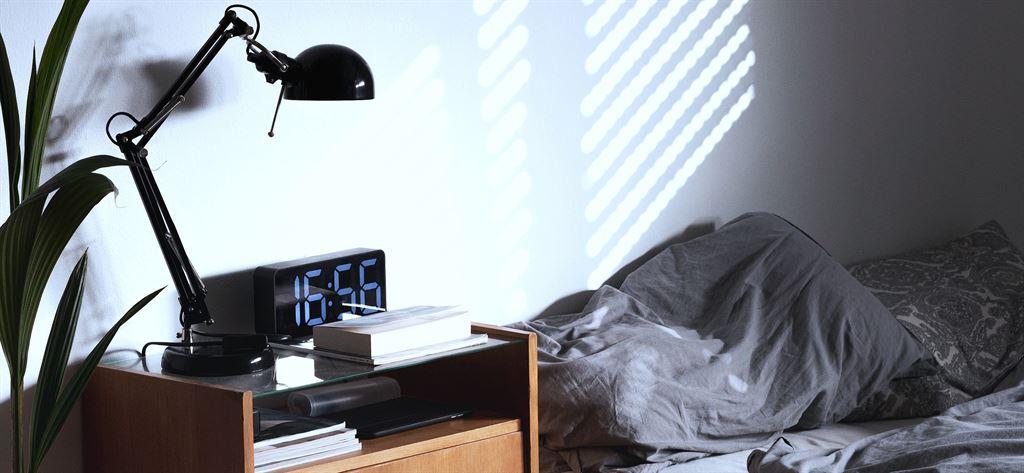 slaapkamer lichtinval jaloezieen