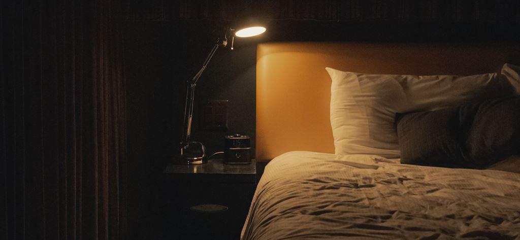 slaapkamer gordijnen verduisterend