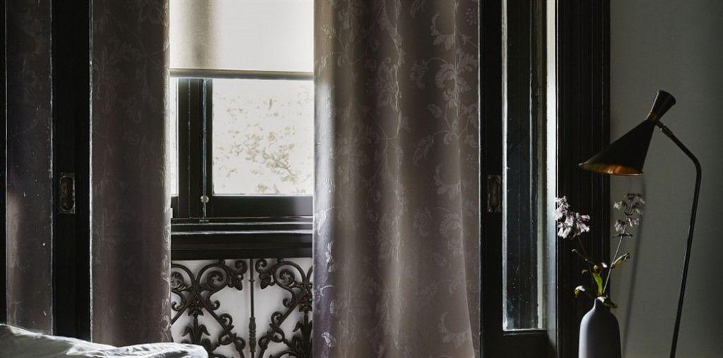 lange gordijnen, velours velvet fluweel