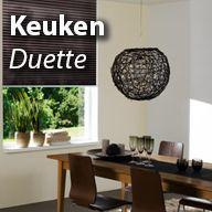 duettes voor keuken