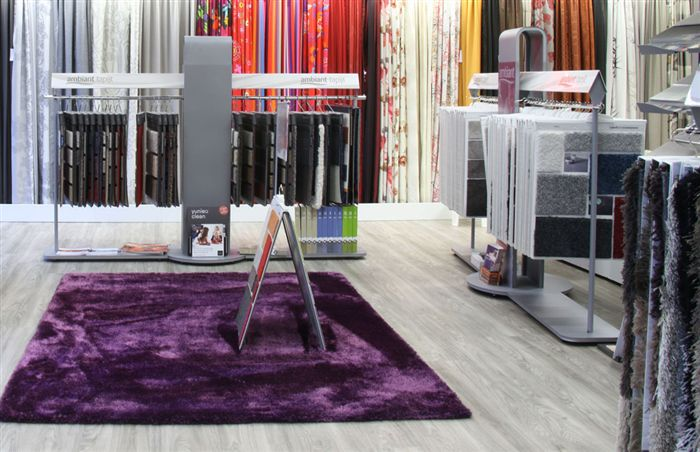tapijt en vinyl