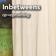 In-betweens op = opruiming