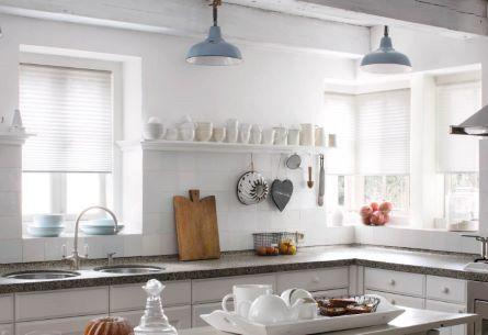 duette keuken licht
