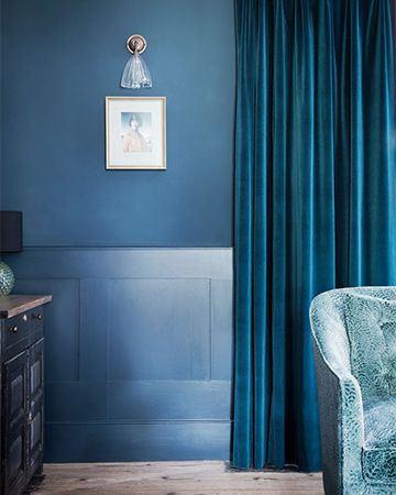 Holland Haag blauw