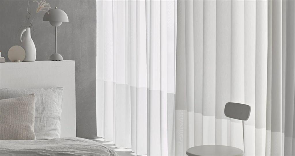 slaapkamer wit grijs roze nl loanski gordijnen kinderkamer vlinder