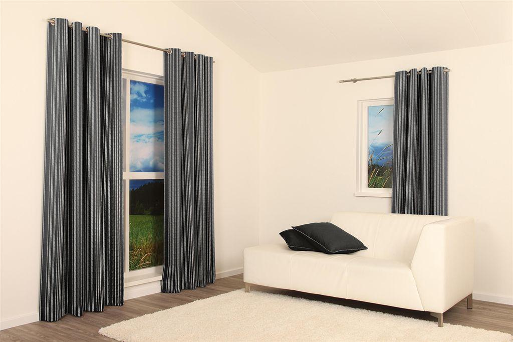 Gordijnshop voor al uw gordijnen en raamdecoratie op maat for Gordijnen zwart
